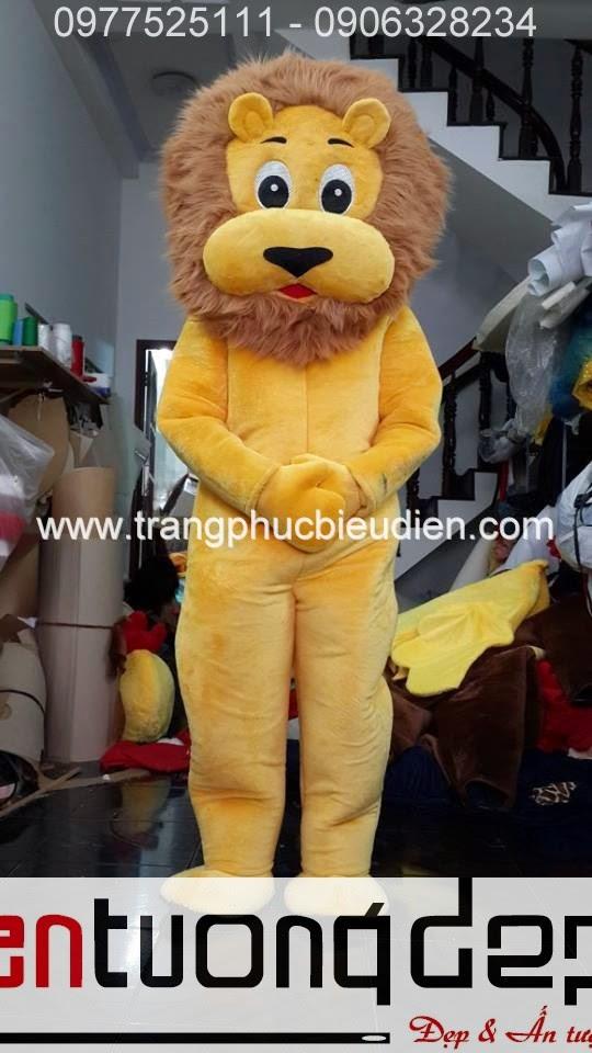 may bán mascot sư tử giá rẻ