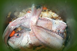 Fondo de pescado