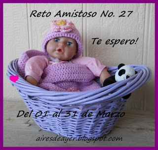 Reto amistoso No. 27*