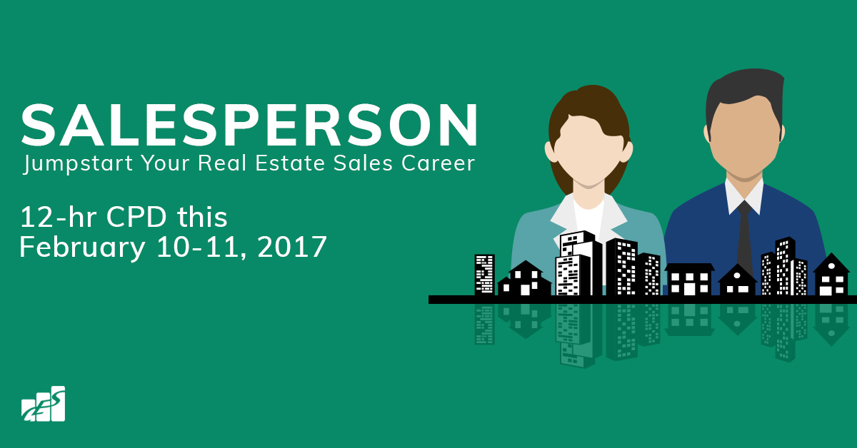 12-hr CPD: Salesperson
