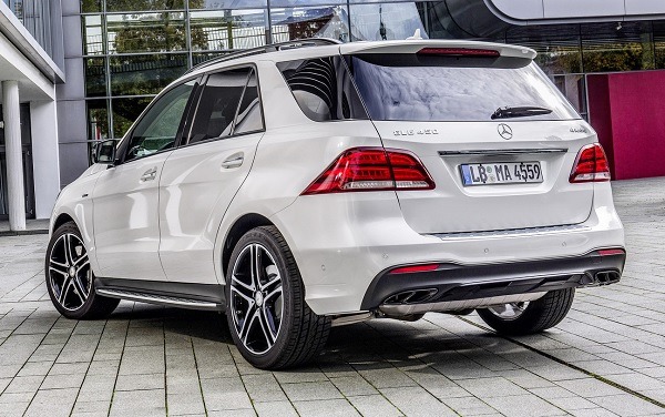 Mercedes Benz GLE 450 AMG 4Matic