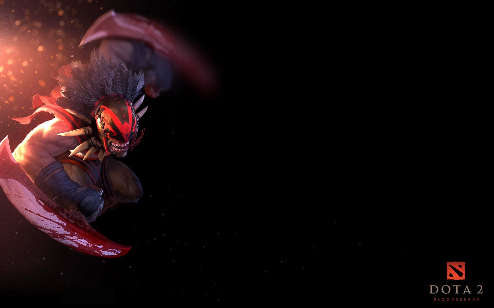 Dota 2 Wallpapers: Dota 2 Wallpaper - Bloodseeker ...