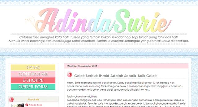 edit blog murah