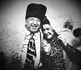 С любимой женой Патимат