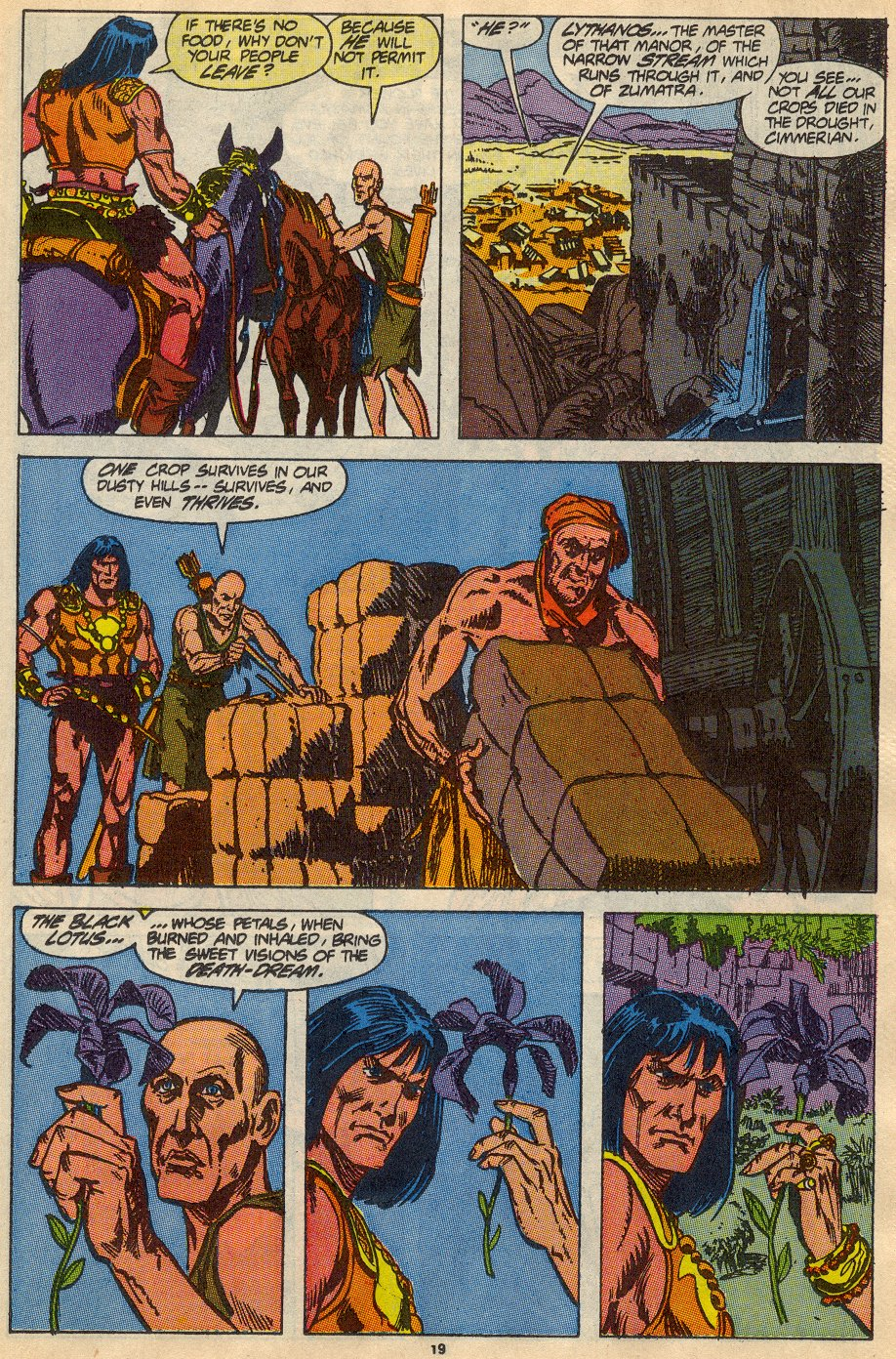 Conan the Barbarian (1970) Issue #230 #242 - English 16