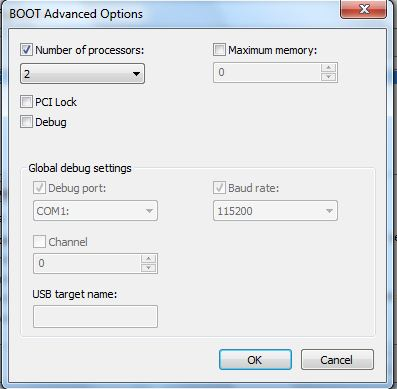 Cara mempercepat booting windows 7 d
