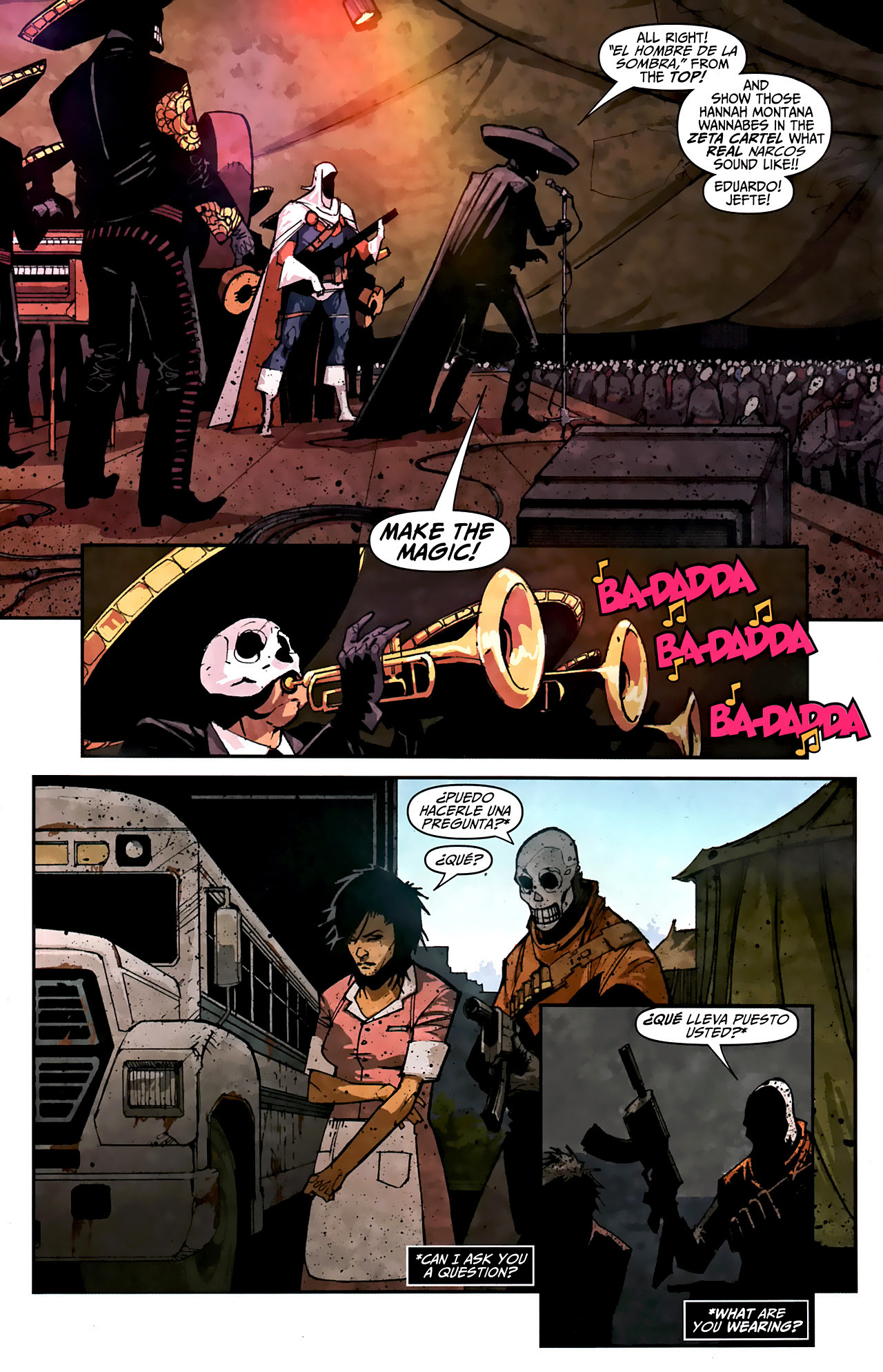 Read online Taskmaster (2010) comic -  Issue #2 - 16