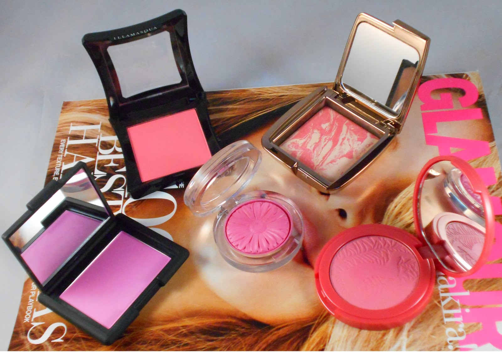Top 5 Highend Blushes