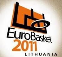 eurobasket 2011 lituania EuroBasket 2011 del 31.Agosto   18.Septiembre en Lituania