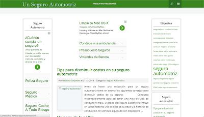 Seguro automotriz en Chile en directoriopax.com