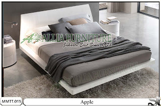 Tempat Tidur Type Minimalis Model Apple