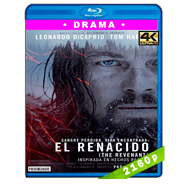 El renacido (2015) HEVC H265 2160p Audio Dual Latino-Ingles