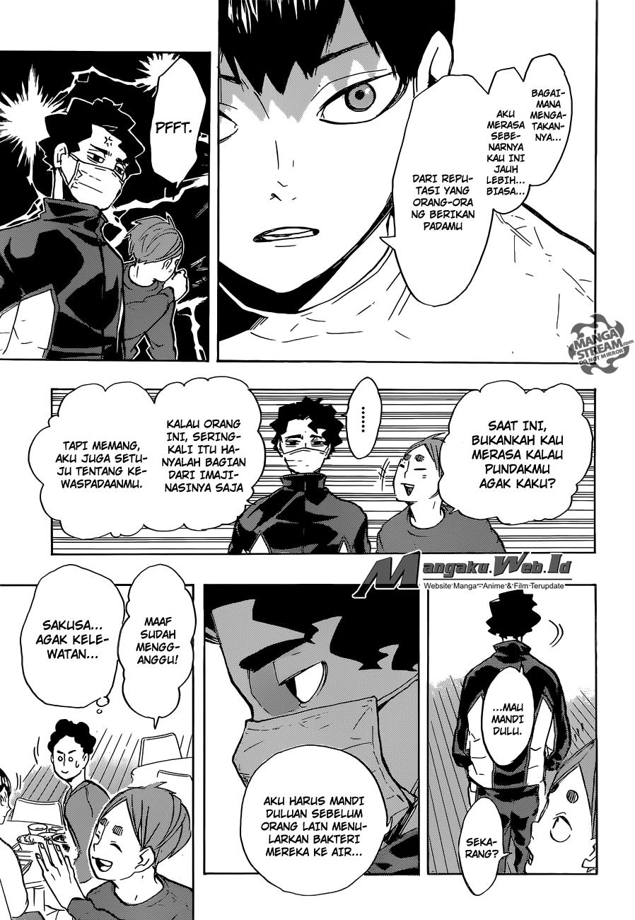 Haikyuu!! Chapter 215-5
