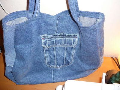 50 Creative and Cool Ways To Reuse Old Denim (50) 39