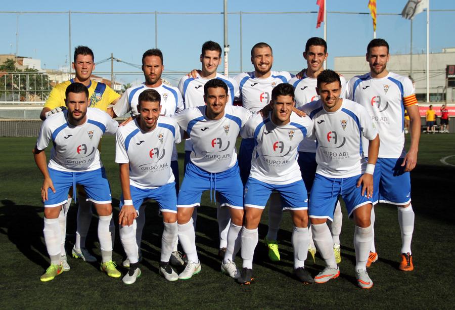 Club Futbol Gav Previa Del Gav Granollers