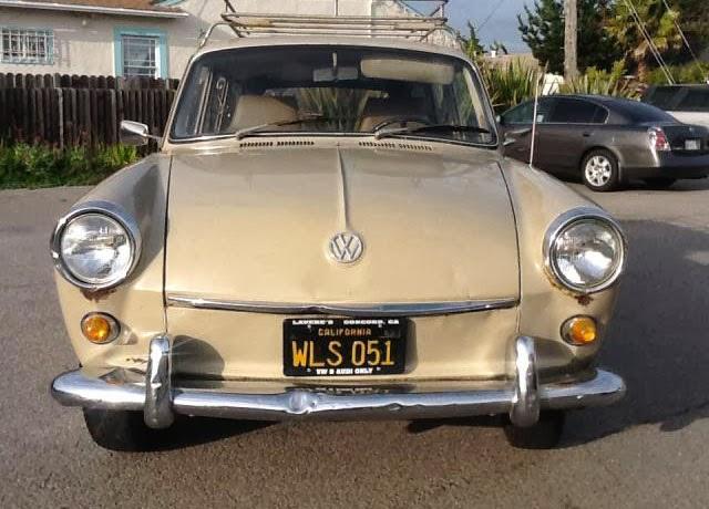 1968 VW Squareback Original Survivor - Buy Classic Volks