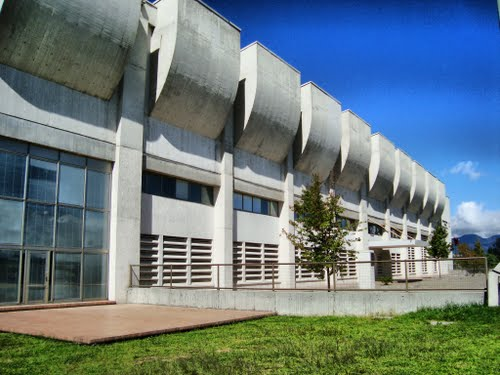Biblioteca p blica el tintal manuel zapata olivella zona for Biblioteca programa arquitectonico