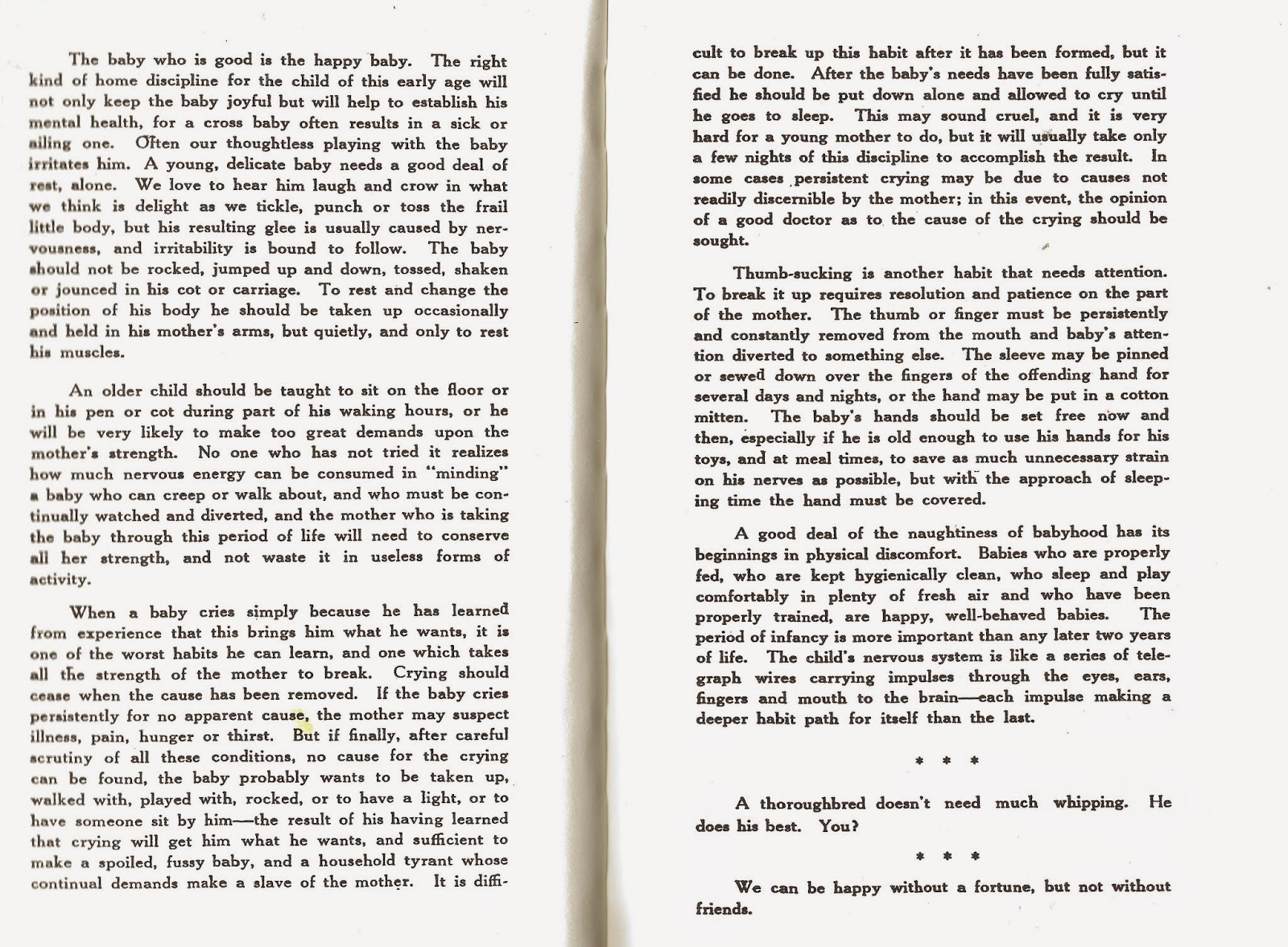 Here's Another Extract From The Previously Mentioned Book For Every Woman,  This Time From The Barbabydos: How To