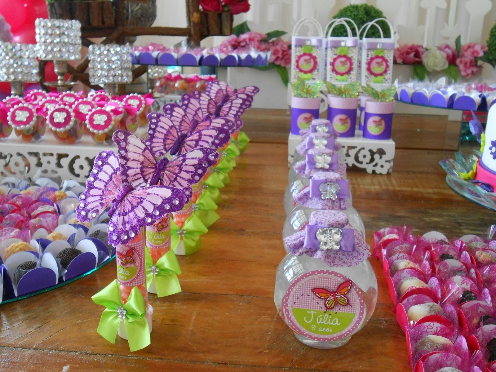Festa Surpresa BH Borboletas para Júlia