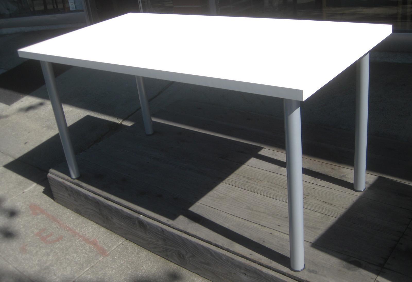Uhuru furniture collectibles sold light duty ikea for Table lit ordinateur ikea