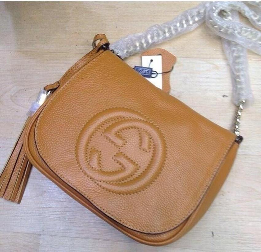 Bolsa Gucci Pequena Inspired : Luxuosa grife bolsa pequena gucci couro
