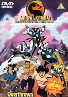 MORTAL KOMBAT: DEFENZORES DEL REINO (1996)