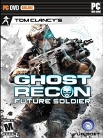 Tom Clancy's Ghost Recon Future Soldier PC Full Español