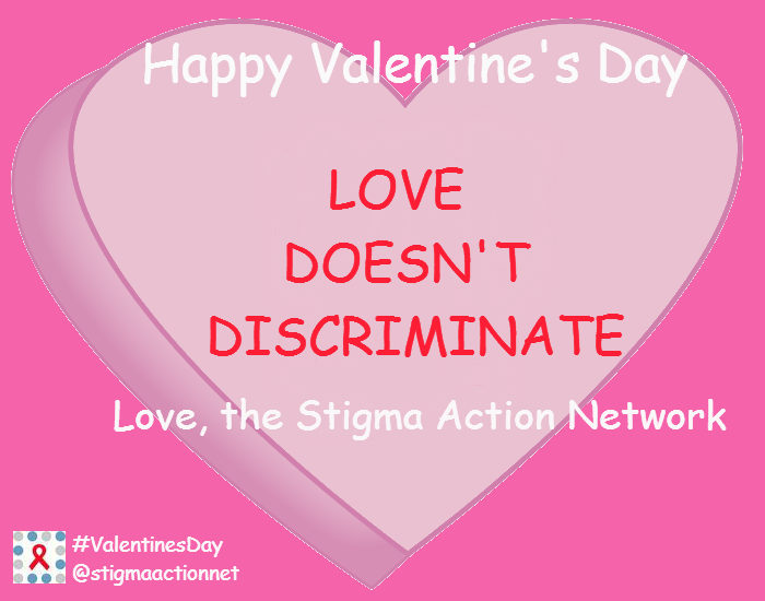 ... What Means Valentine Day Stigma Action Network Happy Valentine U0027s  Day And Happy National ...
