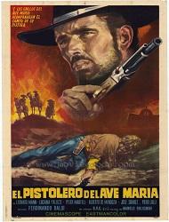 Filme O Pistoleiro da Ave Maria   Dublado