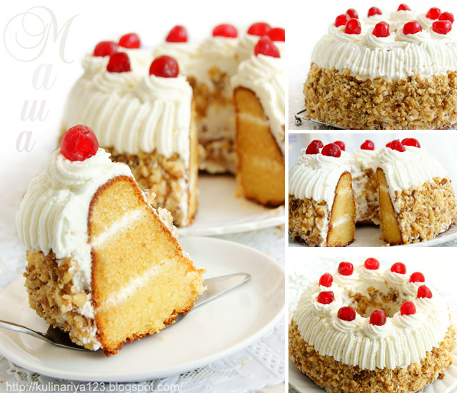 торт машенька сюиты хабаровск рецепты