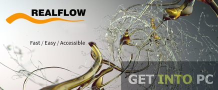 Free Download REALFLOW 3D Software
