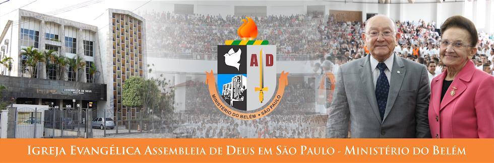 AD em São Paulo - Ministério do Belém
