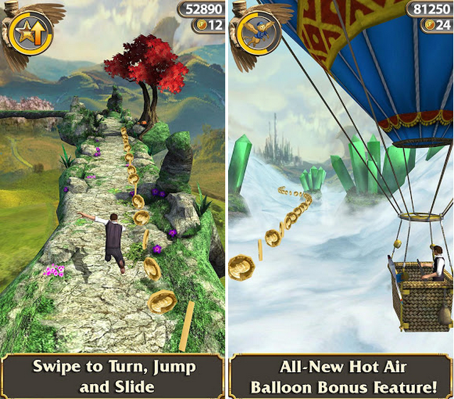 Temple Run: Oz 2.0.0 APK (Android)