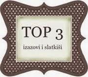 TOP 3 APRIL 2013