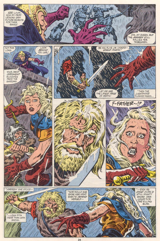 Conan the Barbarian (1970) Issue #254 #266 - English 19