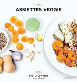 Assiettes Veggie - Selection livres à offrir pour Noel