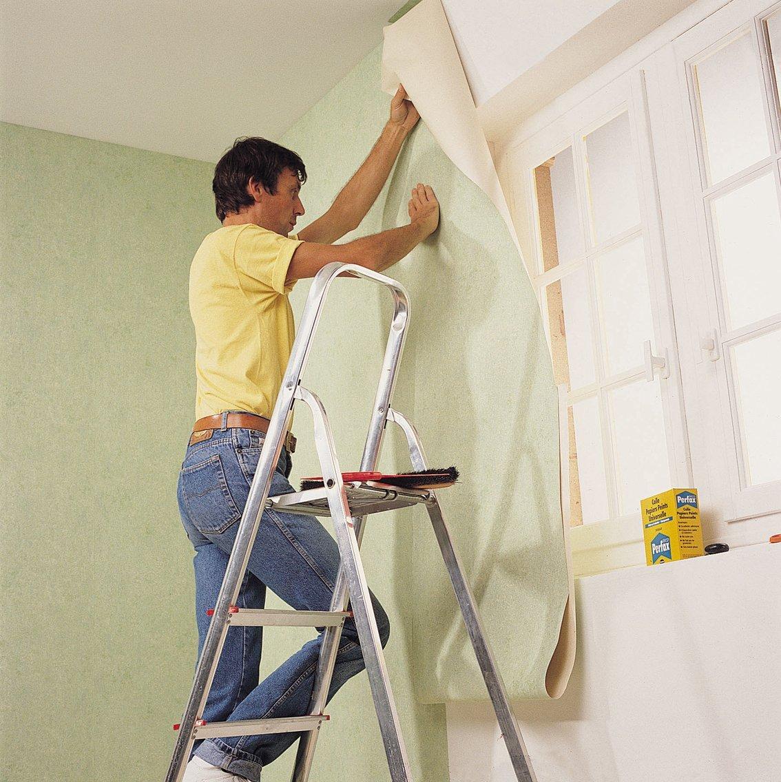 Papel De Parede Quarto Como Aplicar ~   pap?is de parede pintados para os lares esta tend?ncia que esteve
