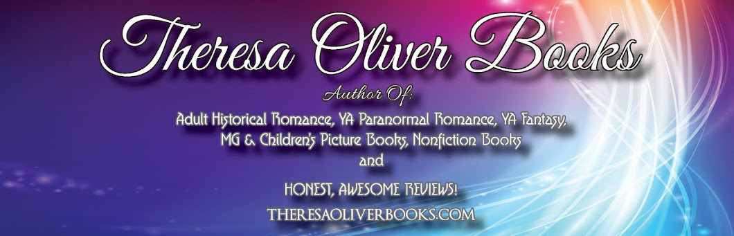 Theresa Oliver Books