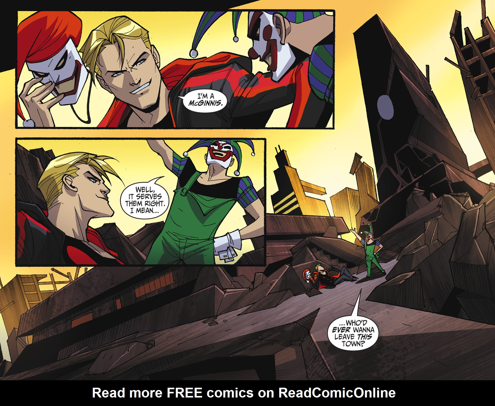Batman Beyond 2.0 #17 #24 - English 10