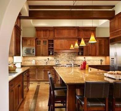 Fotos de cocinas extractor cocina - Alicatar cocina detras muebles ...