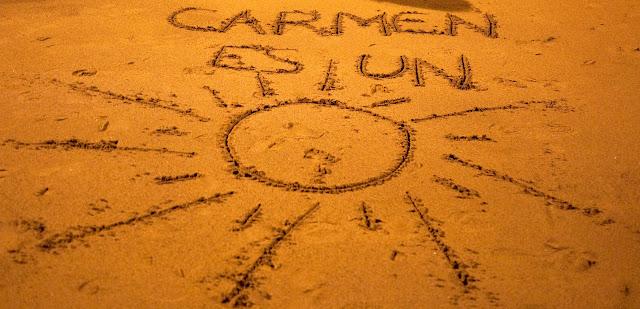 Carmen es un sol