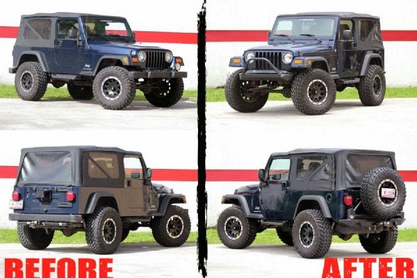 Ideas To Make 2006 Jeep Wrangler More Cool  2016 Jeep Wrangler Off