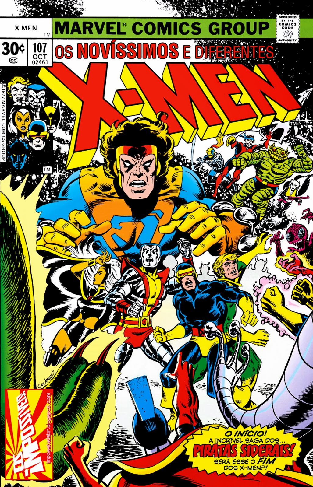 http://www.mediafire.com/download/mkzphz0zmy1picc/Os.Fabulosos.X-Men.(X-Men.V1).107.HQBR.22OUT13.Os.Impossiveis.cbr
