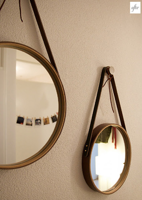 Windmill deco diy captain 39 s mirror ii for Attache miroir