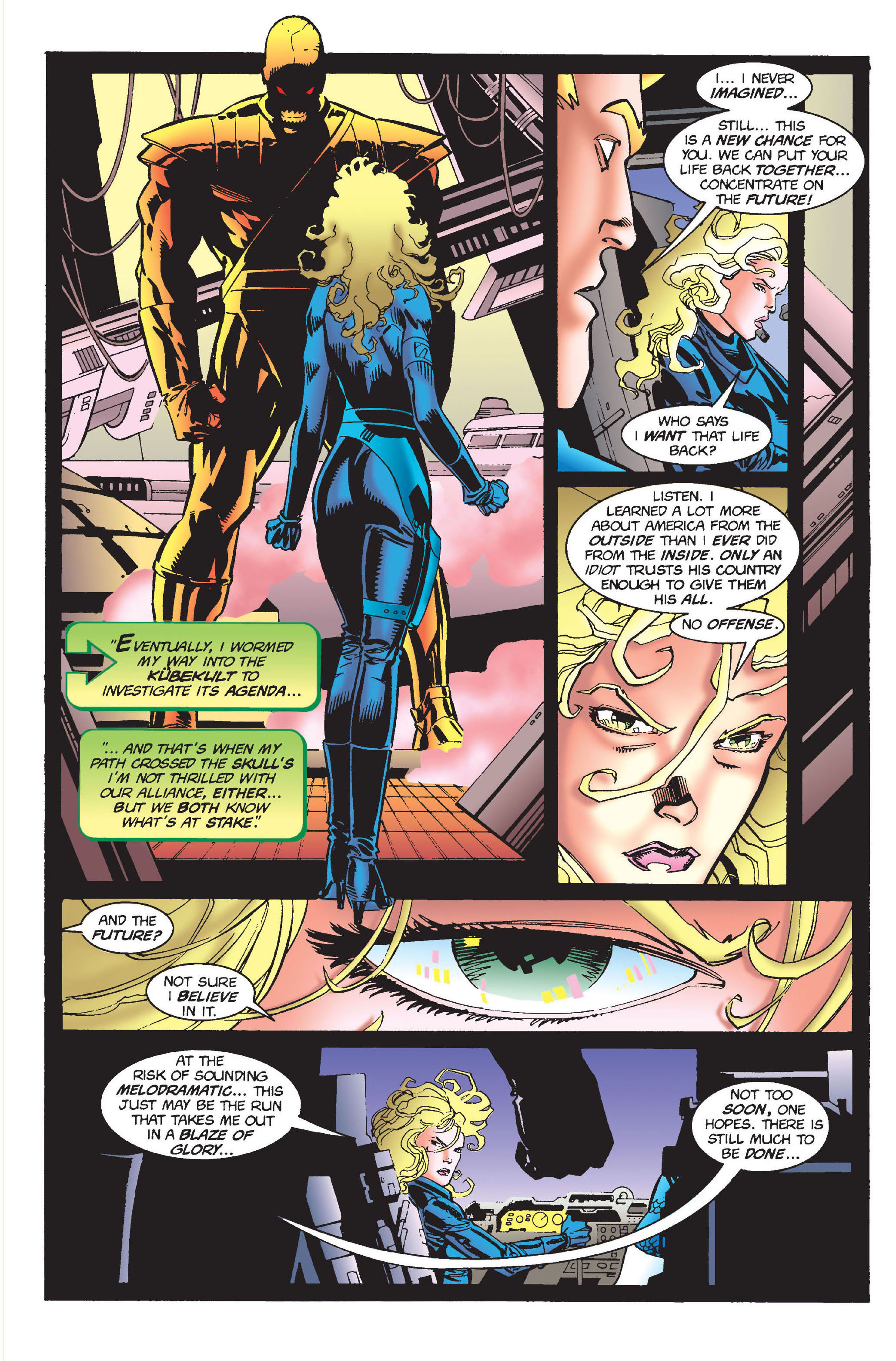 Captain America (1968) Issue #446 #400 - English 14