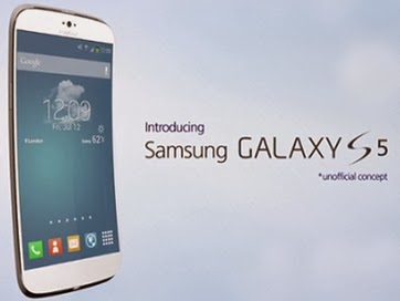 Samsung Galaxy S5 can issued on 23/2 at the exhibition Mobile World Congress