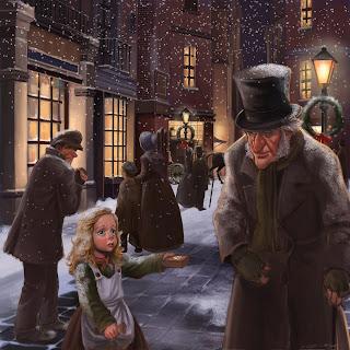 The Little Match Girl,fetita cu chibrituri,Hans Christian Andersen