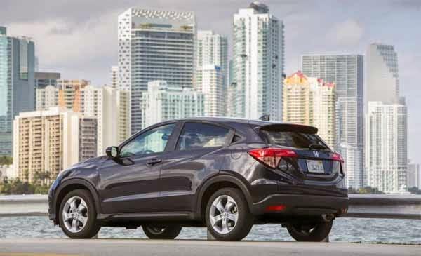 2016 Honda HRV Release Date Canada