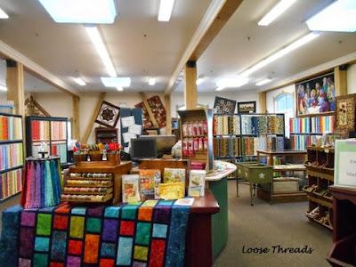 Loose Threads: Lollys Quilt Shop in Shipshewana : shipshewana quilt shops - Adamdwight.com