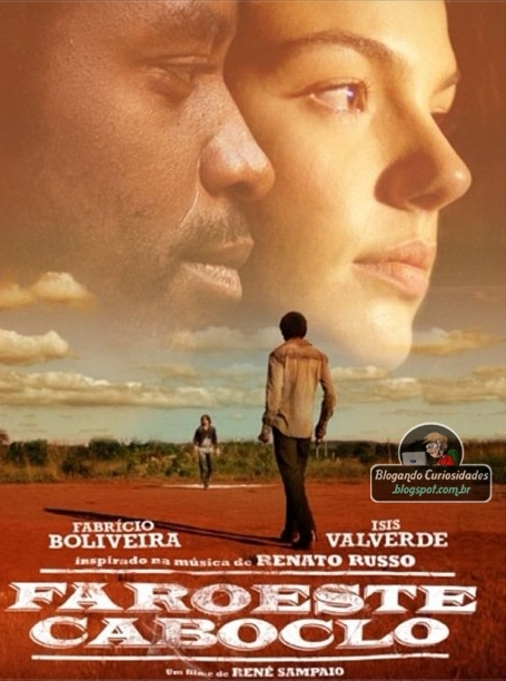 Filme Faroeste Caboclo capa